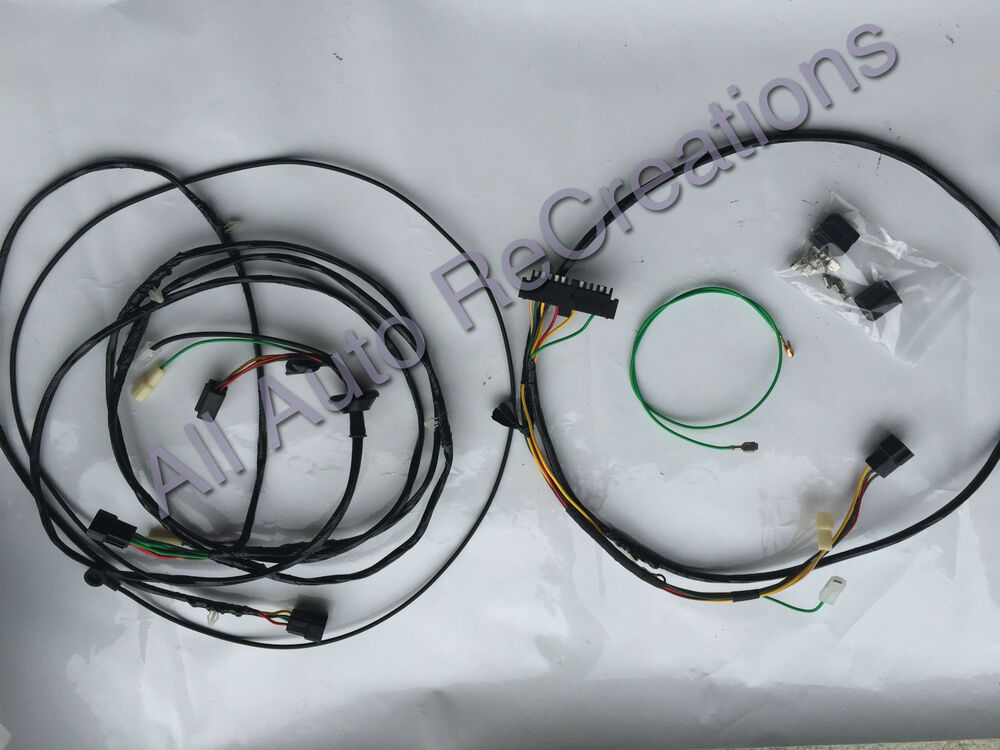 holden hq hj hx hz 1 tonner cab  body wiring harness to