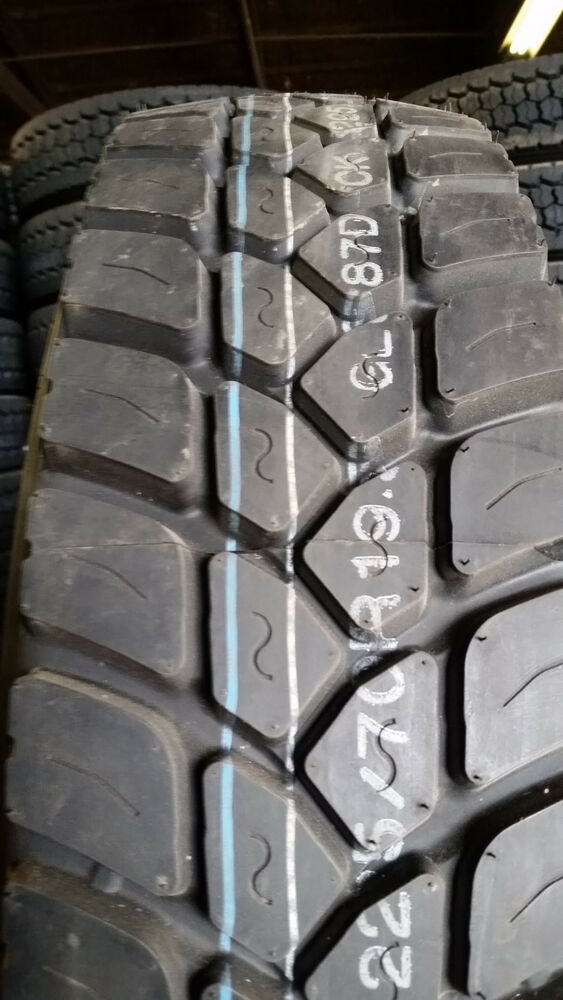 Truck Wheels And Tires >> 225/70r19.5 tires GL687D drive position 14PR tire 225/70 ...