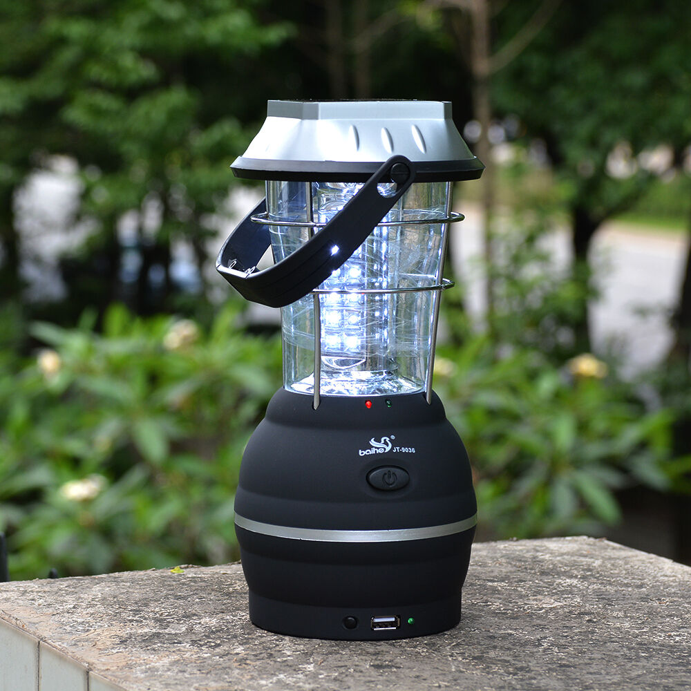 solar 36 led lantern outdoor bright rechargeable camping light hand crank dynamo ebay. Black Bedroom Furniture Sets. Home Design Ideas