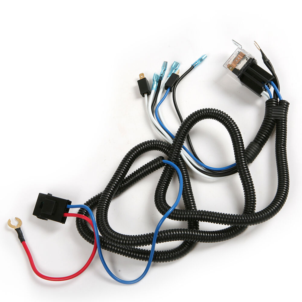 Horn Relay Wiring Harness : Car horn relay wiring harness kit get free image