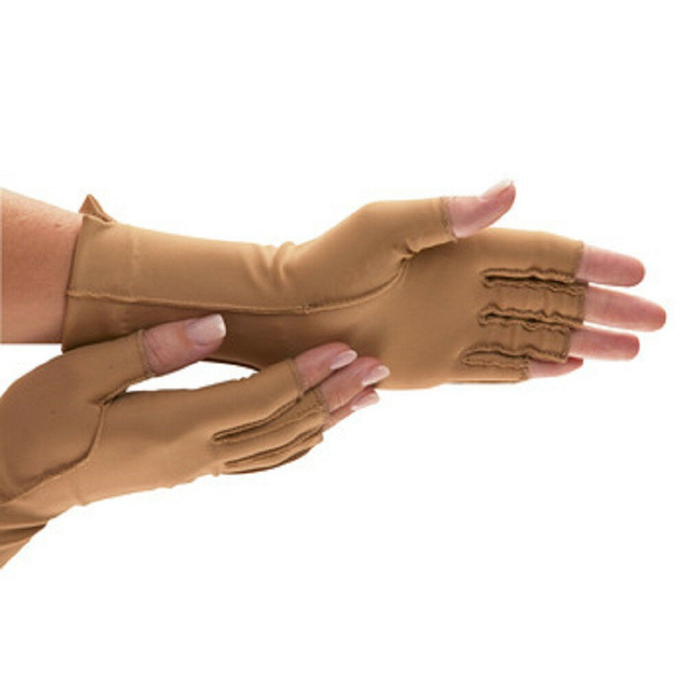 Isotoner Fingerless Therapeutic Gloves A25830 Ebay