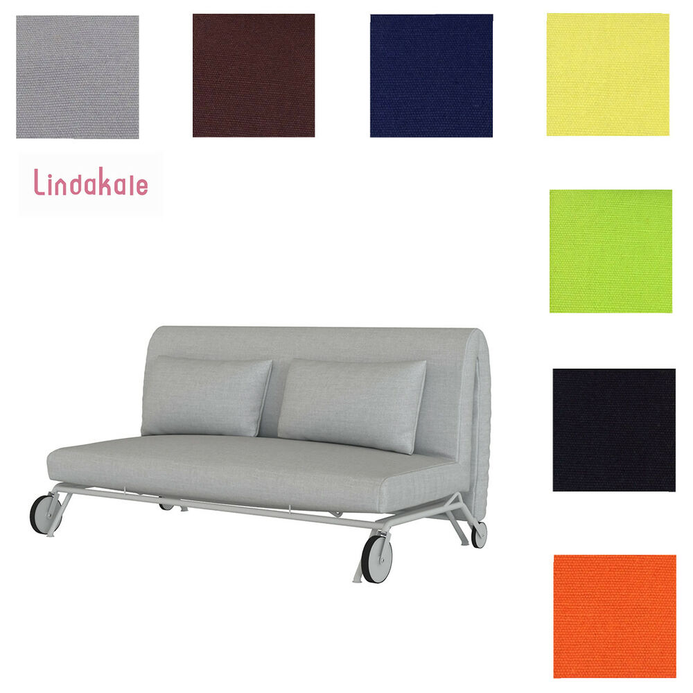 custom made cover fits ikea ps lovas sofa bed replace. Black Bedroom Furniture Sets. Home Design Ideas