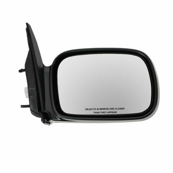 Power Side View Mirror Passenger Right RH NEW for 06-11 Honda Civic 2 Door Coupe