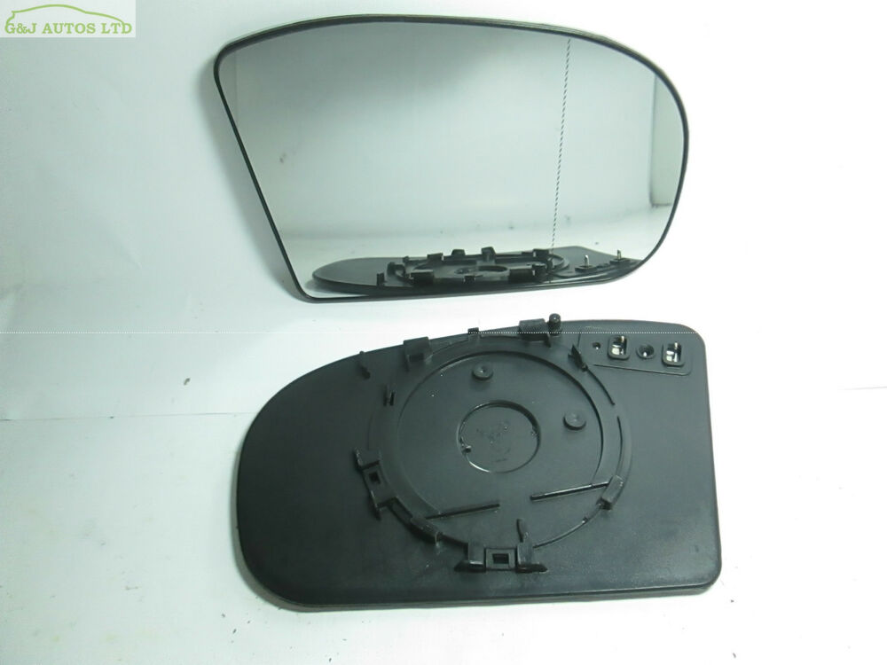 A99 mercedes benz c e class w203 w211 driver side for Mercedes benz c300 side mirror glass