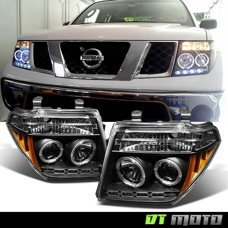 For 2005 2008 Frontier 05 07 Pathfinder Led Halo Projector