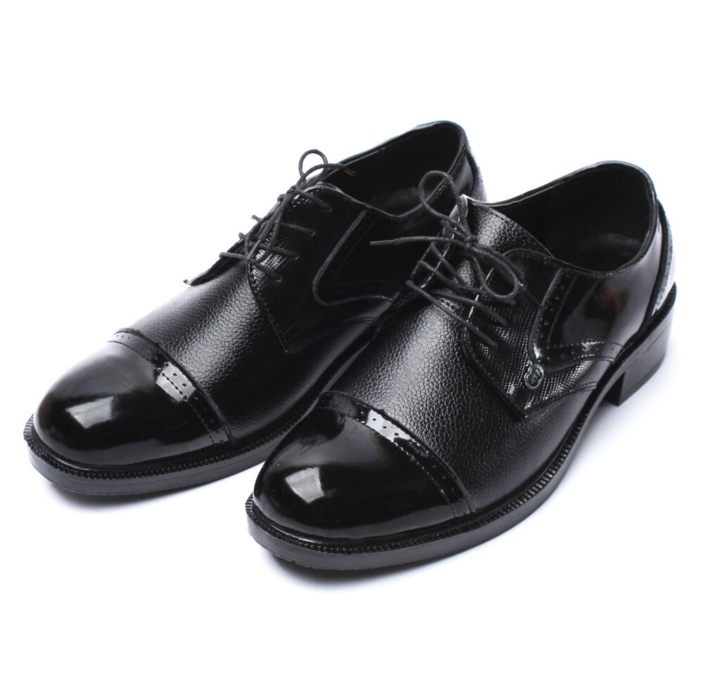 Mens Height Increasing Dress Shoes