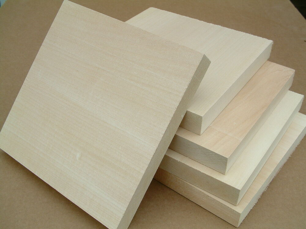 Quot basswood carving wood blocks sticks board relief chip