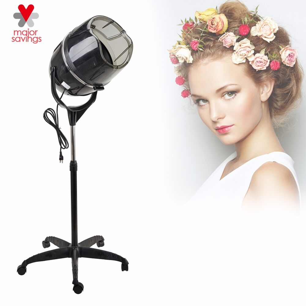 bonnet style hair dryers stand up bonnet hair dryer w timer professional 1547