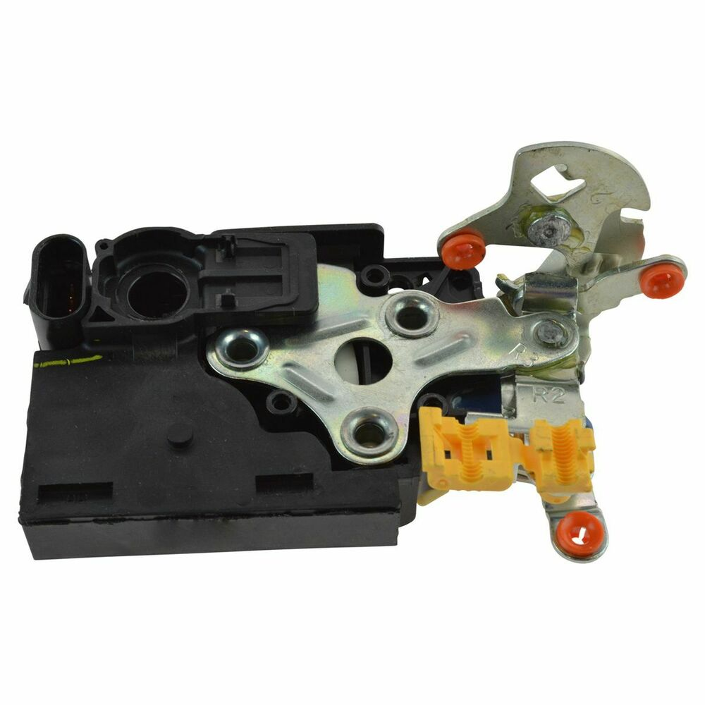 2014 Chevrolet Express 3500 Cargo Interior: OEM 22834665 Rear Cargo Door Latch Assembly For Chevy