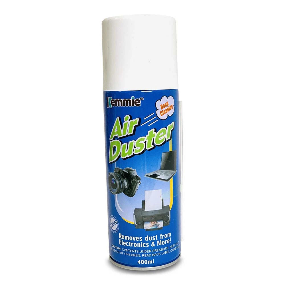 compressed air duster cleaner can laptop pc keyboard camera lens others bulk ebay. Black Bedroom Furniture Sets. Home Design Ideas
