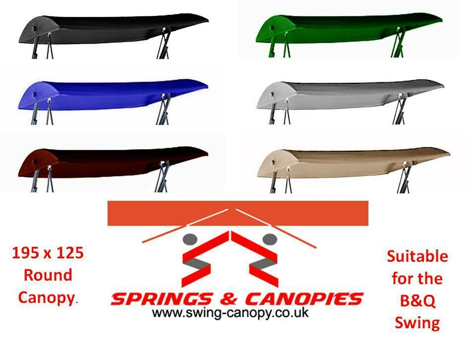 Garden Swing Replacement Canopy For B Amp Q Colorado Sorrento