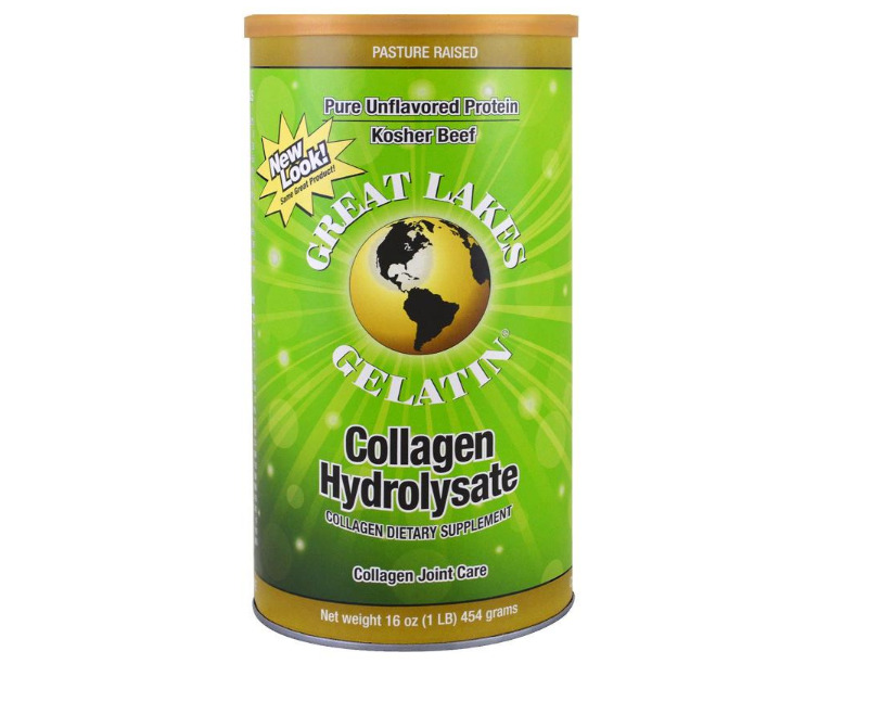 1pack Advanced Formula Great Lakes Beef Gelatin Collagen