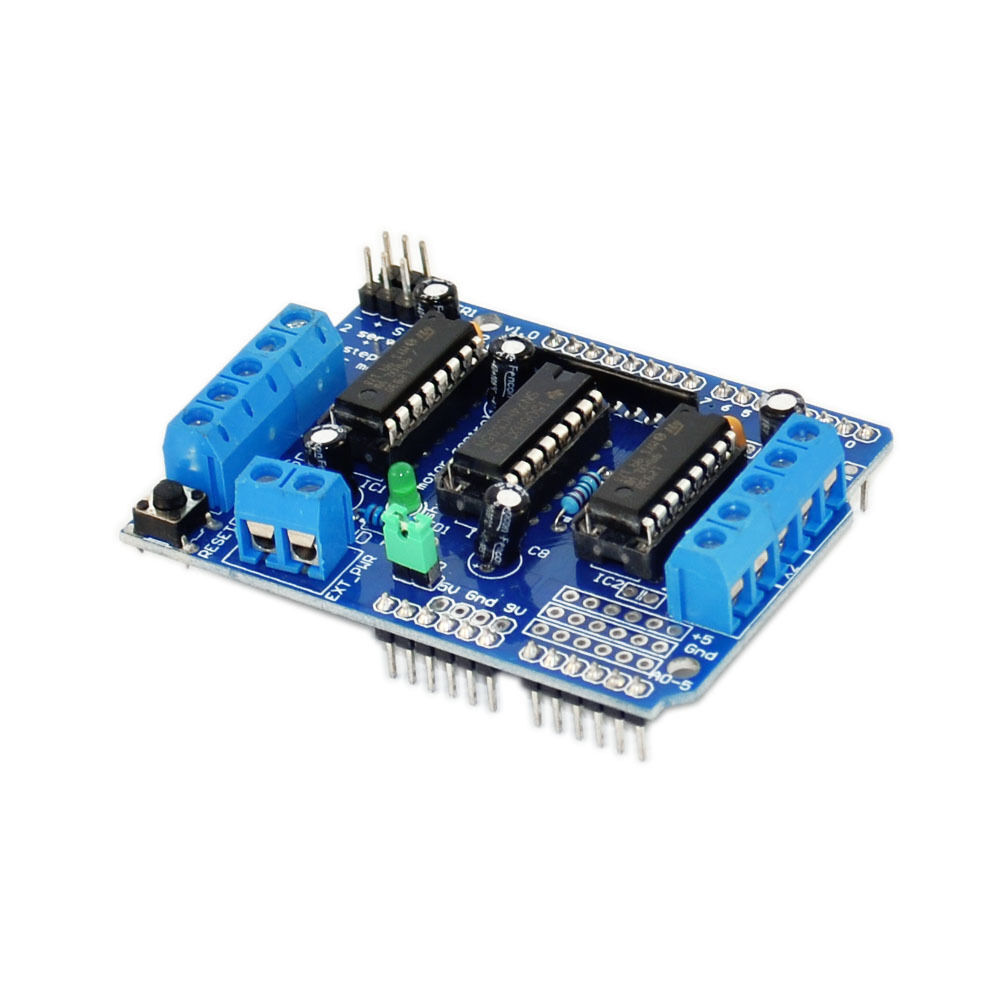 Keyes motor driver shield expansion board for arduino mega
