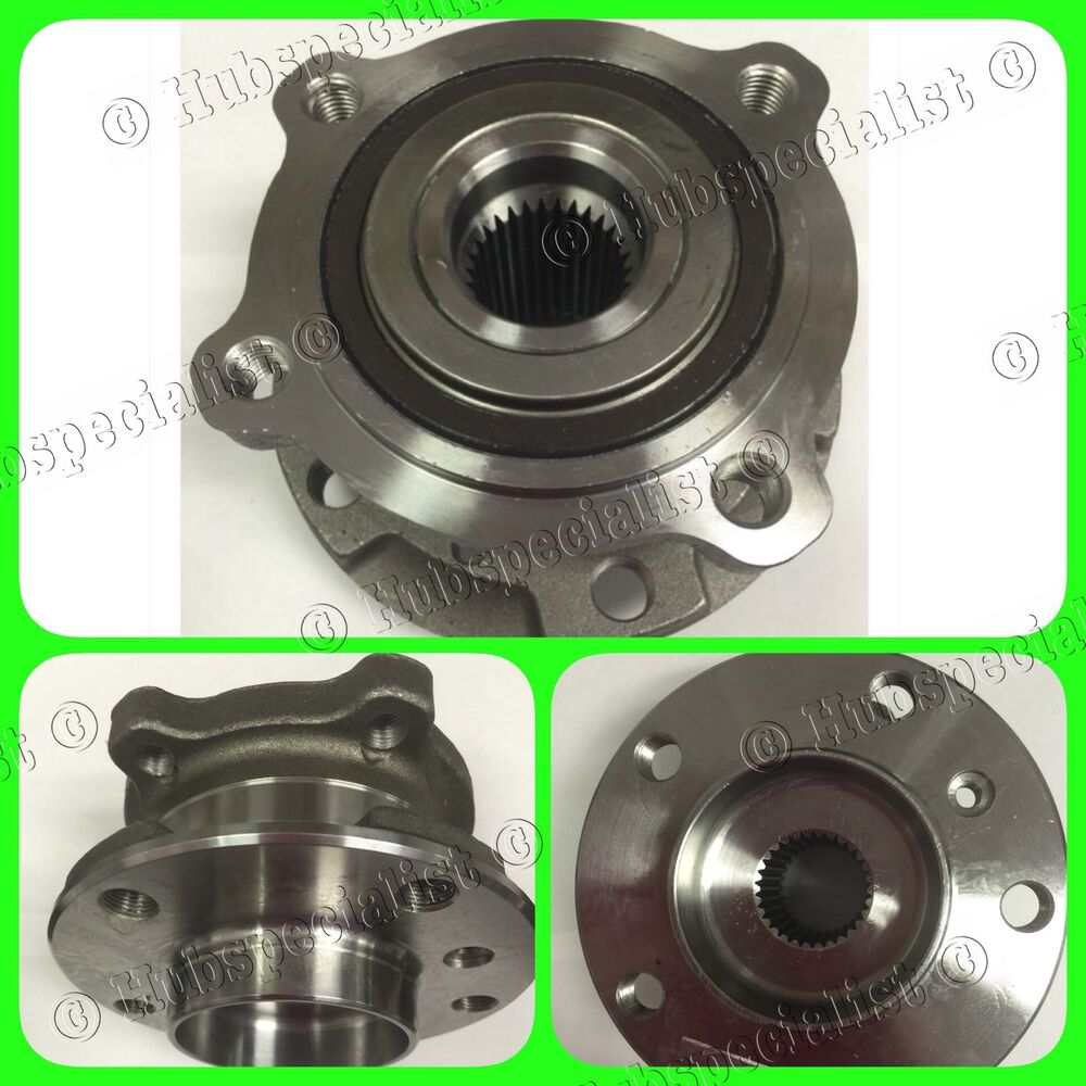 Front Wheel Hub Bearing Assembly For 2007 2015 Bmw X5 Ship