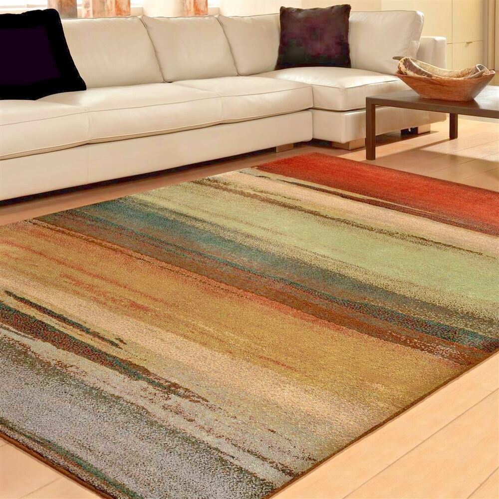 Rugs area rugs carpet flooring area rug home decor modern high end rugs new ebay - Home decorators carpet paint ...