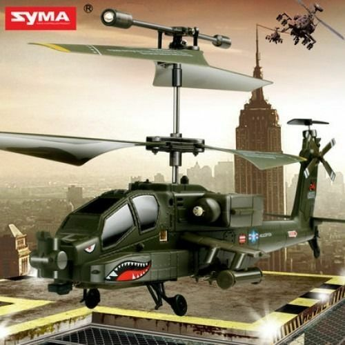 syma s109g 3 5 channel rc helicopter with gyro us seller. Black Bedroom Furniture Sets. Home Design Ideas