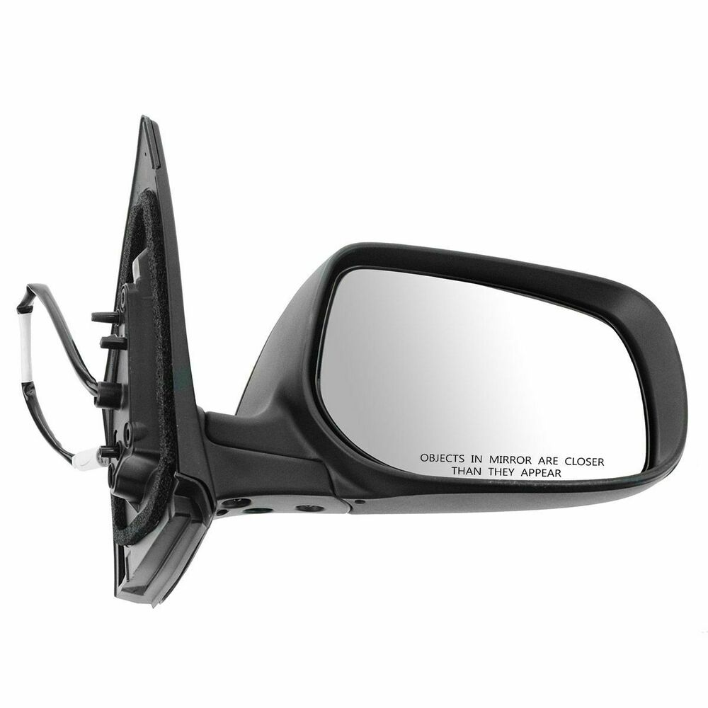 power door mirror right passenger side rh for 09 13 toyota corolla ebay. Black Bedroom Furniture Sets. Home Design Ideas