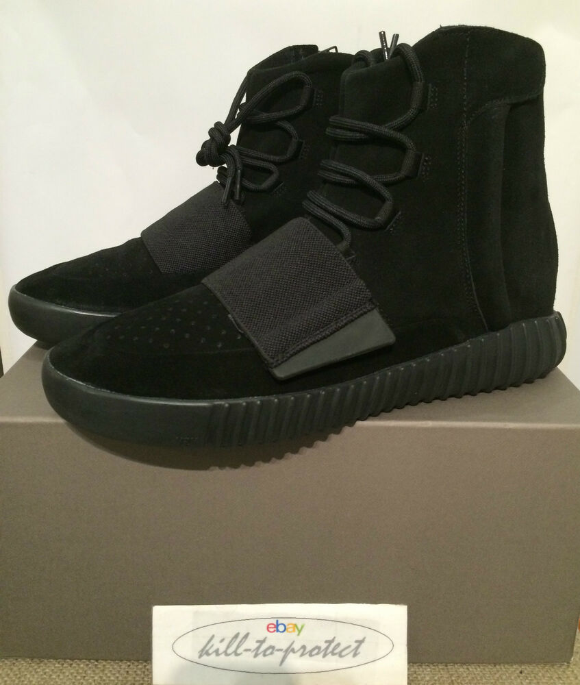 new styles 5805b 524d9 ADIDAS YEEZY BOOST 750 Back Sz US UK5 6 7 8 9 10 11 12 BB1839 Kanye West  2015  eBay