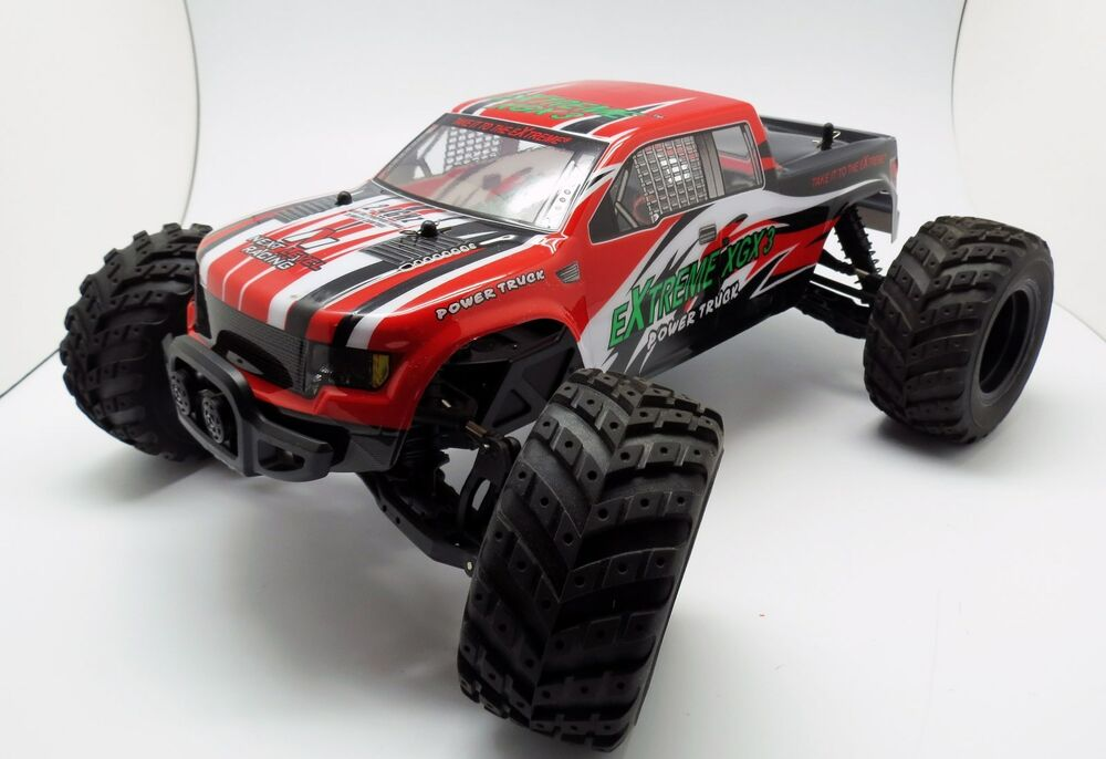 new rc xgx 3 remote control rc power truck 21 mph guaranteed fast car ebay. Black Bedroom Furniture Sets. Home Design Ideas