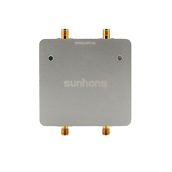 dual antenna wifi signal booster 1000mw 2 4 ghz 2t2r. Black Bedroom Furniture Sets. Home Design Ideas