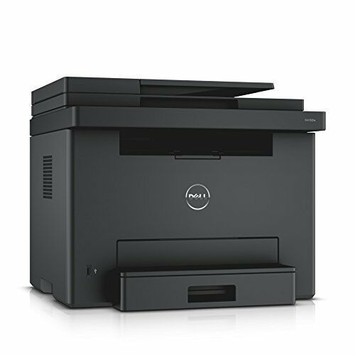dell e525w led farblaser multifunktionsdrucker a4 4in1 drucker kopierer scanner 5397063622863 ebay. Black Bedroom Furniture Sets. Home Design Ideas