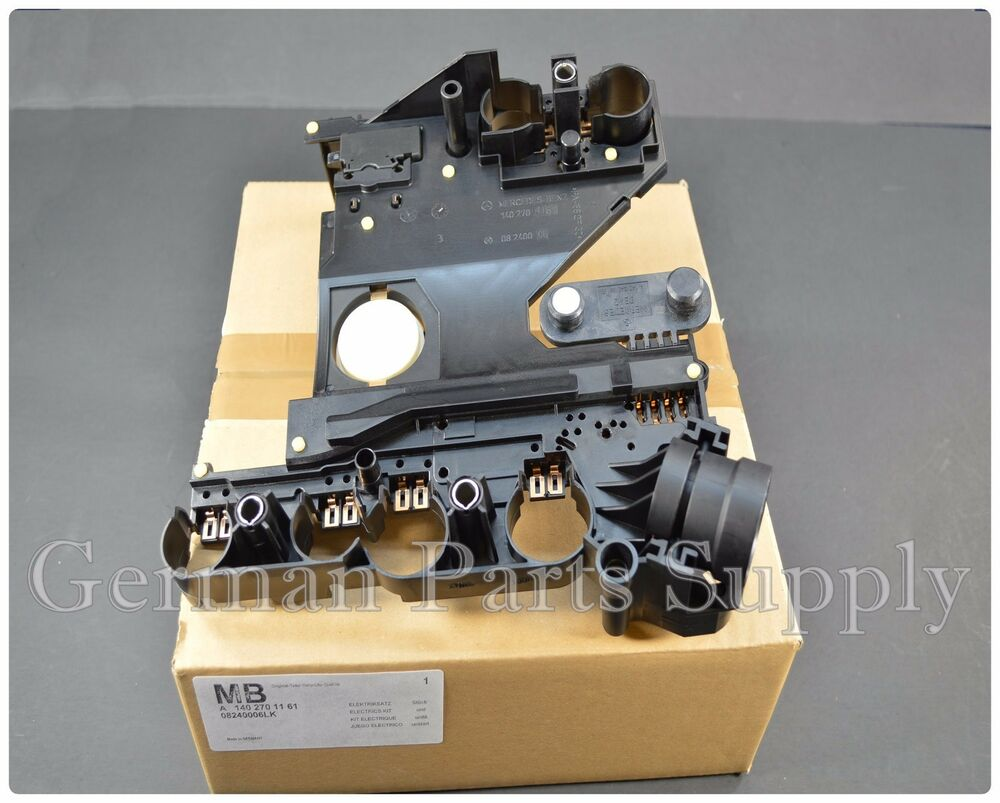 Mercedes benz transmission conductor plate germany genuine for Mercedes benz genuine parts germany