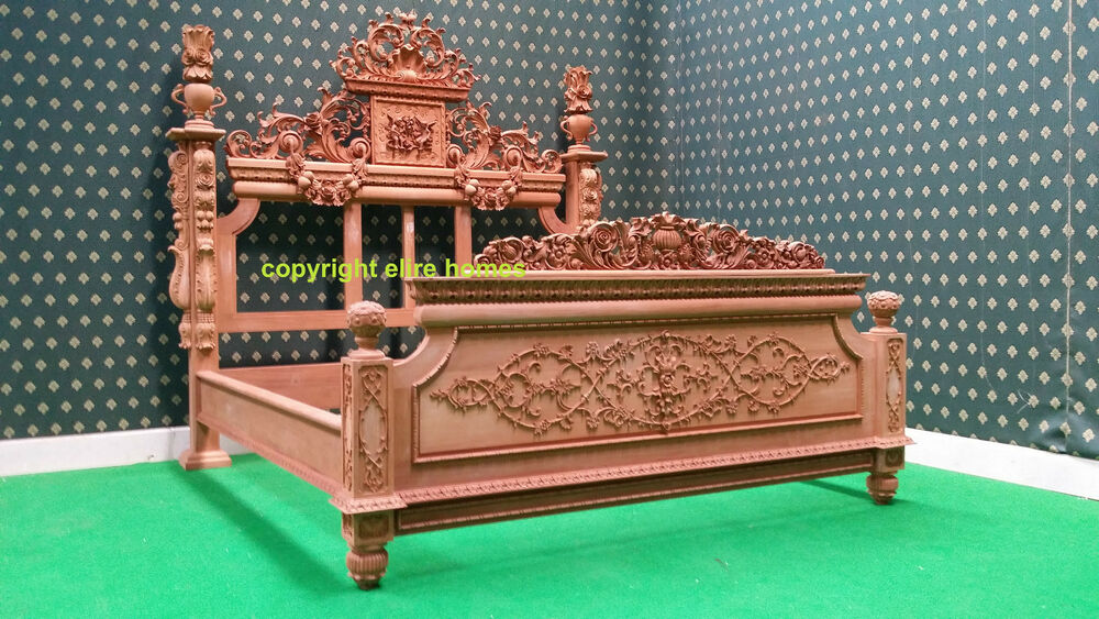 Luxury Chatelet 174 Bed Its Only 1 In The World Hand