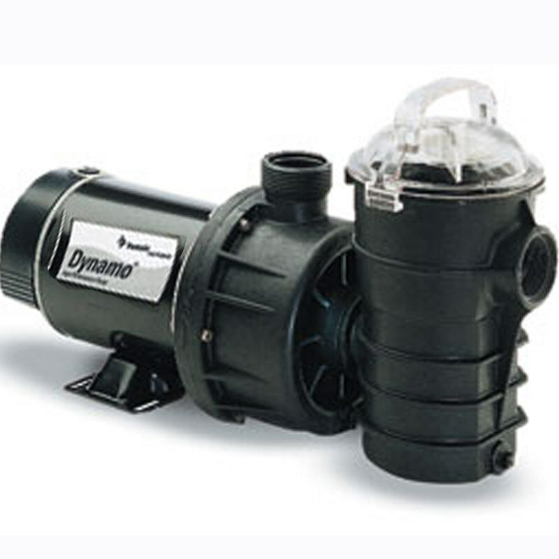 Pentair Dynamo 3 4 75 Hp Aboveground Swimming Pool Pump