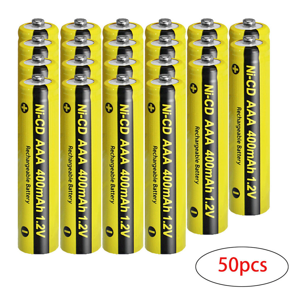 2x 400mah 1 2v nicd aaa rechargeable batteries for solar. Black Bedroom Furniture Sets. Home Design Ideas
