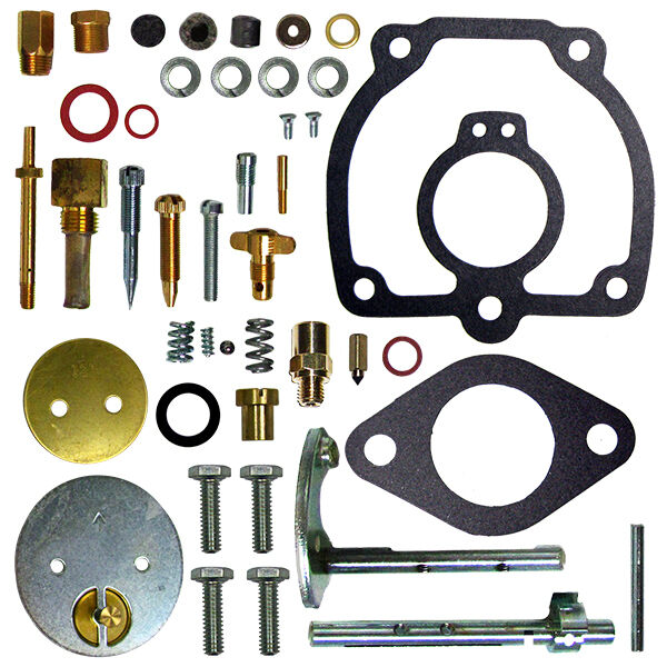 ih farmall h carburetor adjustment: ihc farmall super h super hv  comprehensivecarburetor kit