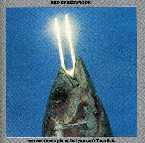 Reo speedwagon you can tune a piano but you c cd new 886977102622