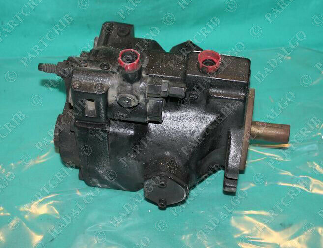 Parker pvp1620r2m12 hydraulic piston pump ebay for Parker hydraulic pumps and motors