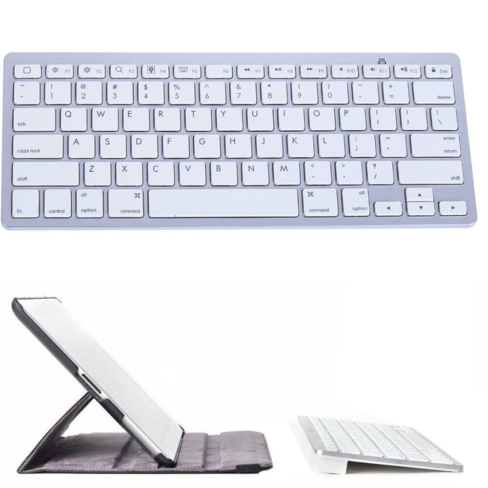 mini wireless bluetooth 3 0 keyboard for apple ipad air 4 3 android pc macbook 733180902658 ebay. Black Bedroom Furniture Sets. Home Design Ideas