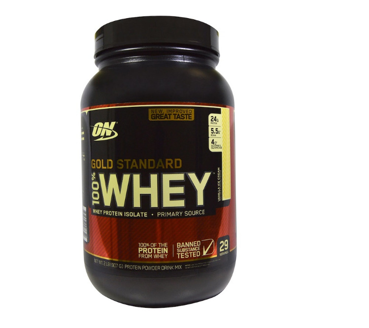 NEW OPTIMUM NUTRITION 100% WHEY PROTEIN GOLD STANDARD