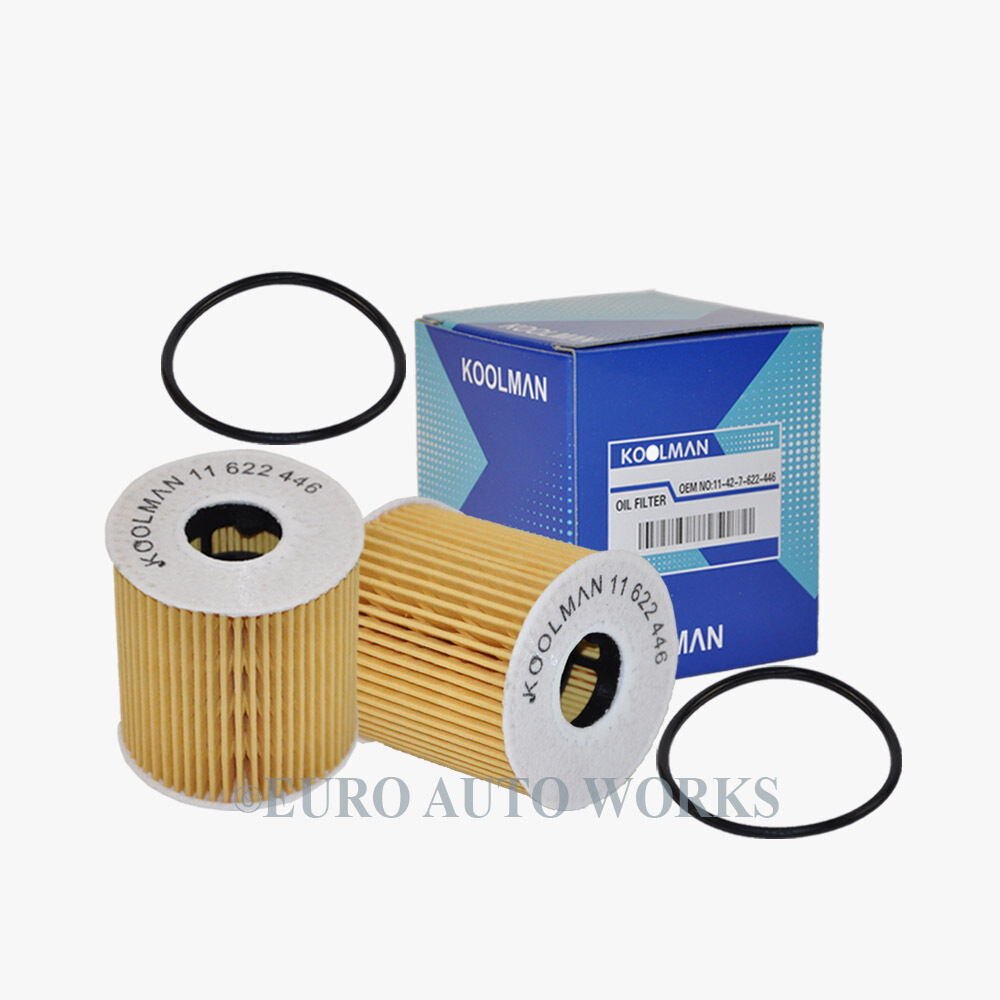 Mini Cooper Engine Oil Filter Premium 6 22446 5 57012