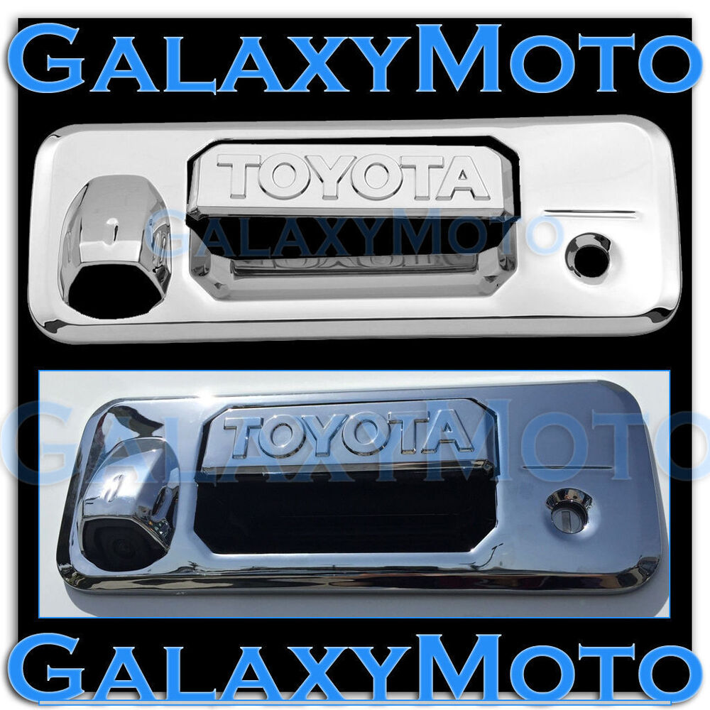 16 17 Toyota Tacoma Crewcab Triple Chrome Plated Tailgate
