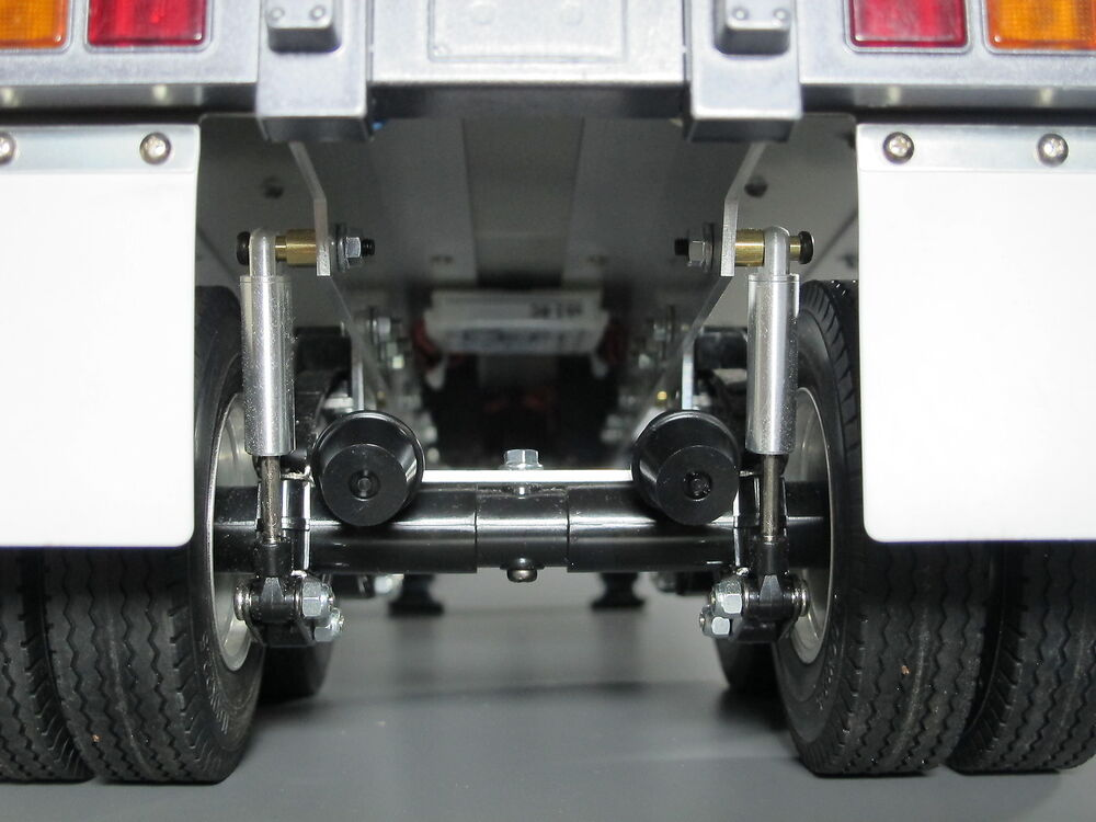 Semi Truck That S Also A Toy Car Holder : Simulate air brake tank canister for tamiya rc