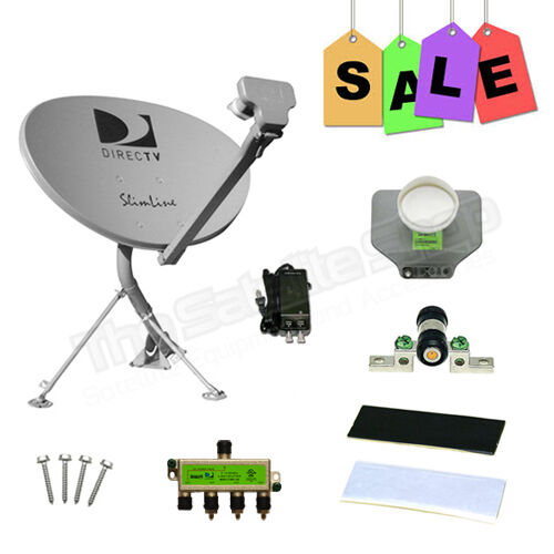 directv swim satellite kit ebay. Black Bedroom Furniture Sets. Home Design Ideas