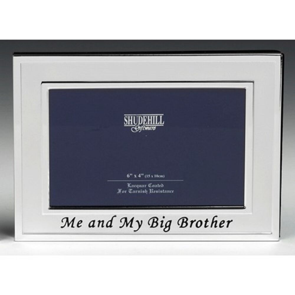 Me and My Big Brother New Baby Photo Frame Gift | eBay
