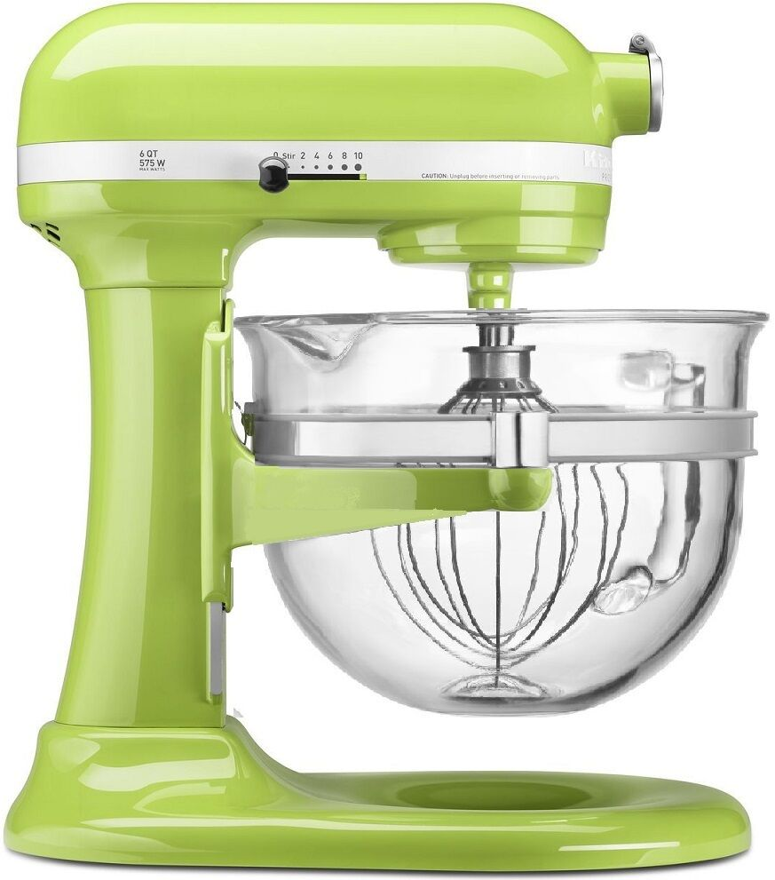 Kitchenaid Kf26m2xga 6 Qt Professional 600 Design Glass