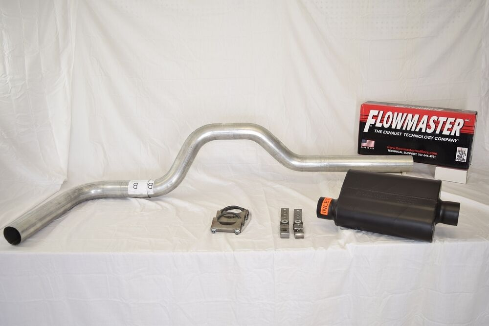 "Ford F150 Exhaust Systems Flowmaster >> Ford F150 F250 98-06 Truck 3"" exhaust Flowmaster super 44 