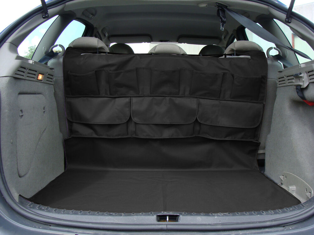 Quality Car Boot Liner Floor Protector Cover Mat Storage