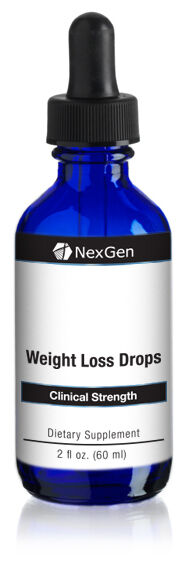 lose weight loss drops