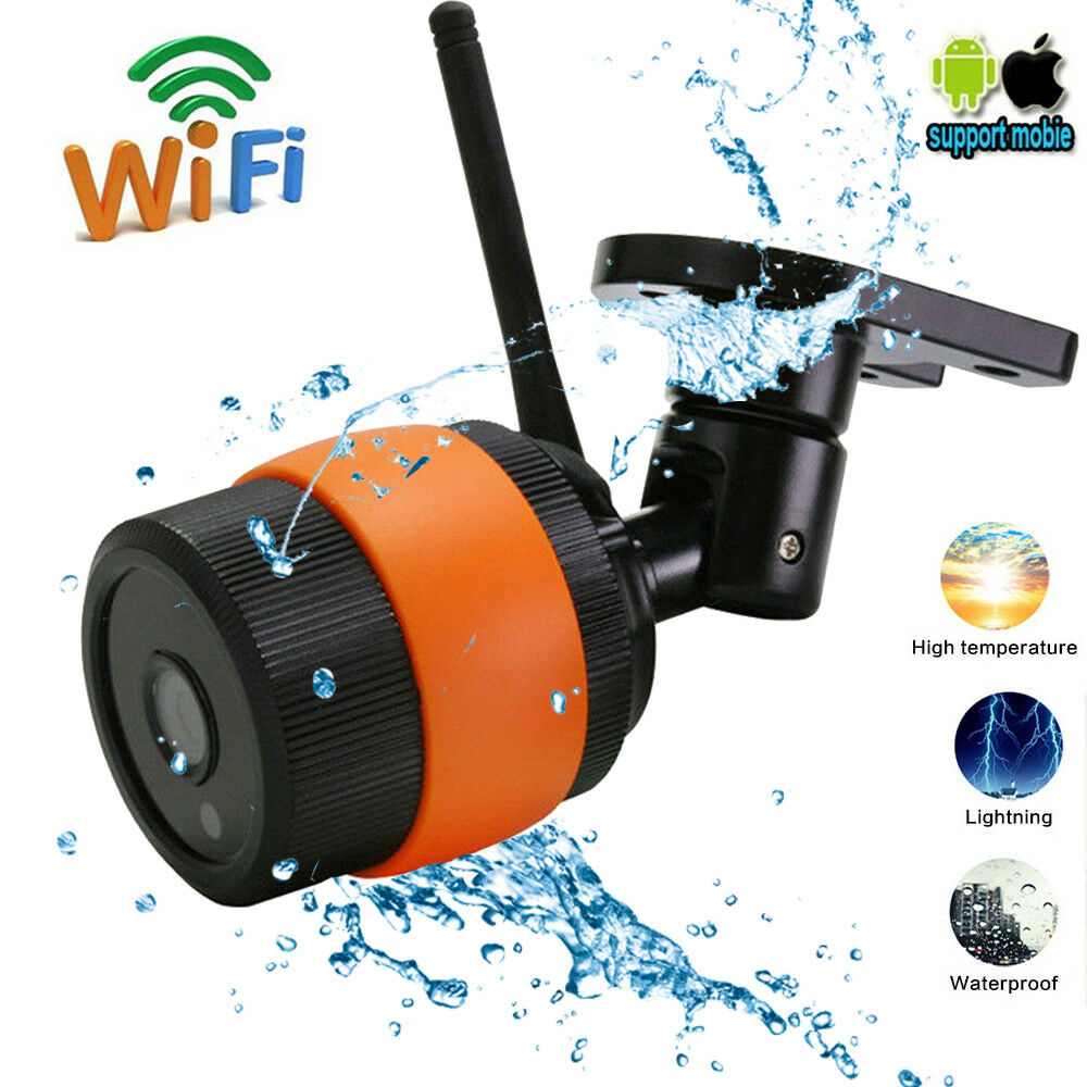 960p hd outdoor wireless ir cctv network wifi ip camera. Black Bedroom Furniture Sets. Home Design Ideas