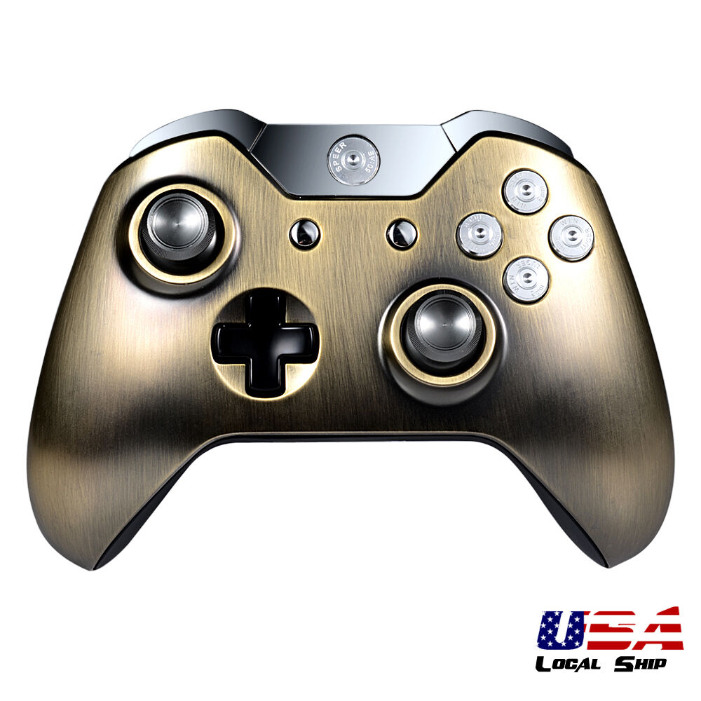 Face Plate Front Shell Replacements Mod For Microsoft Xbox ...