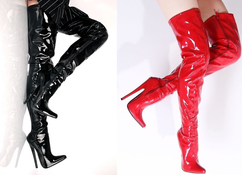 Ultra high heel fetish stiletto heels have hit