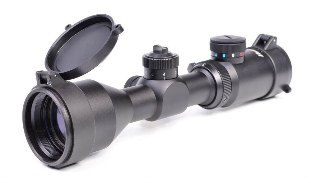 how to clean the inside of a rifle scope