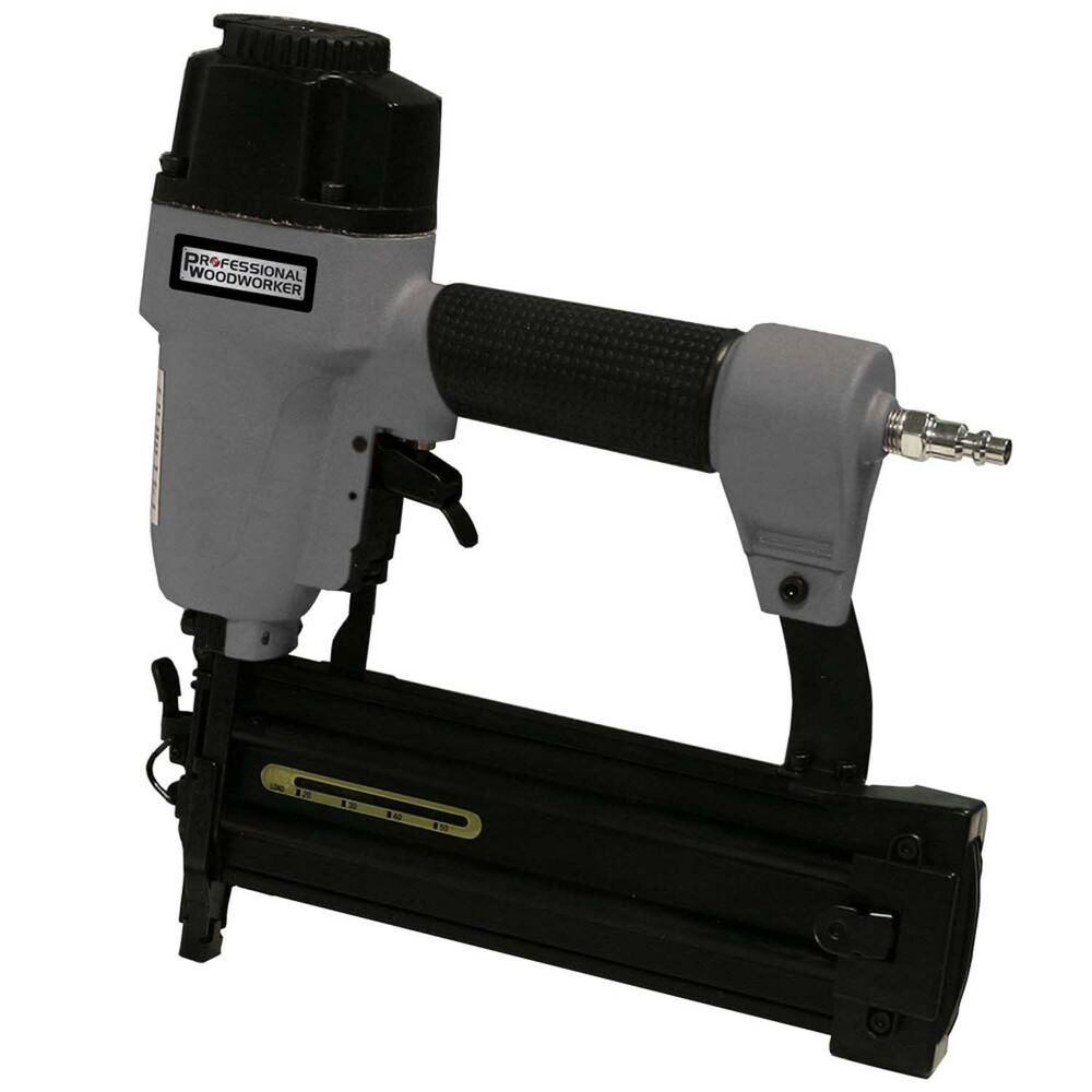 "Professional Woodworker 2-1/2"" 16 Gauge Air Finish Nailer ..."