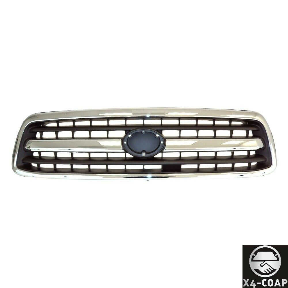 new front grille for toyota tundra to1200223 ebay. Black Bedroom Furniture Sets. Home Design Ideas