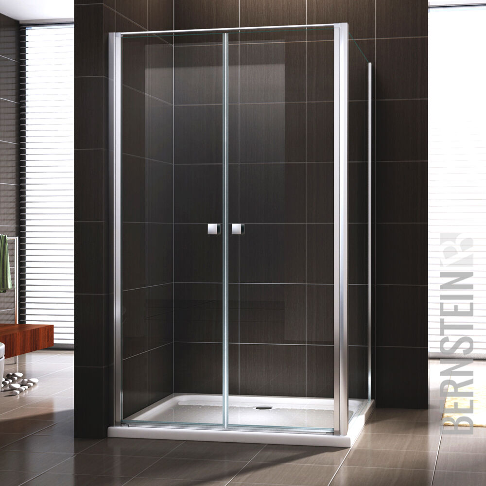 dusche duschkabine eckdusche ex 416 2 duschabtrennung nano esg glas ebay. Black Bedroom Furniture Sets. Home Design Ideas